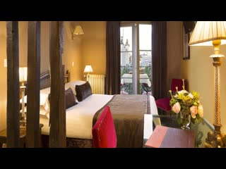 Hotel Deux Continents Paris France