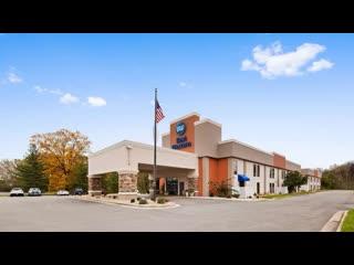 Effingham, IL: Best Western Delta Inn