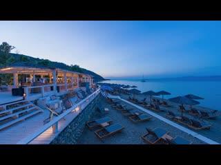 Paliouri, กรีซ: Navagos Beach Bar Restaurant