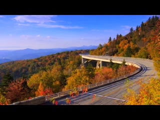 Asheville Fall Timelapse