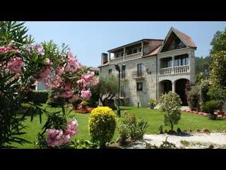 Padron, Spagna: A Casa Antiga do Monte