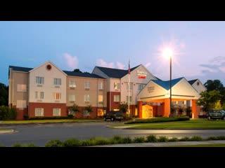 แจ็กสันวิลล์, นอร์ทแคโรไลนา: Fairfield Inn & Suites Jacksonville