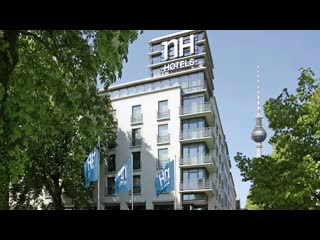 NH Berlin Alexanderplatz - Video of NH Berlin Alexanderplatz - Tripadvisor