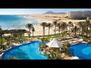 Tres Islas Pool Video Von Hotel Riu Palace Tres Islas Corralejo