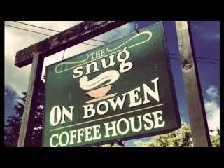 Bowen Island, แคนาดา: The Snug Cafe