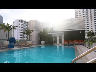 Iberostar Berkeley Shore Hotel: Berkeley Hotel Outdoor Rooftop Pool