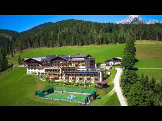 Filzmoos, ออสเตรีย: Hotel ...mein Neubergerhof