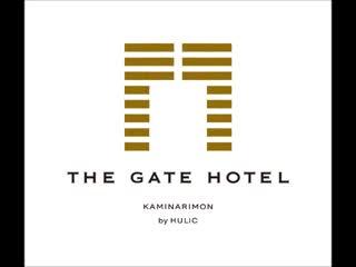 Art and Design! THE GATE HOTEL Asakusa Kaminarimon by HULIC