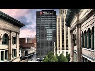 Hilton Garden Inn Buffalo Downtown Video Of Hilton Garden Inn