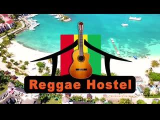 Reggae Hostel Ocho Rios Aerial