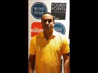 Four Points by Sheraton Jaipur, City Square: Guest Feedback | Mr Dennis Joseph