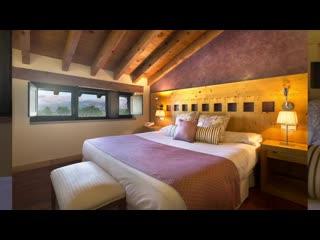 Habitaciones Dúplex Junior Suite con chimenea (Especial Familias) en Hotel Izán Puerta de Gredos