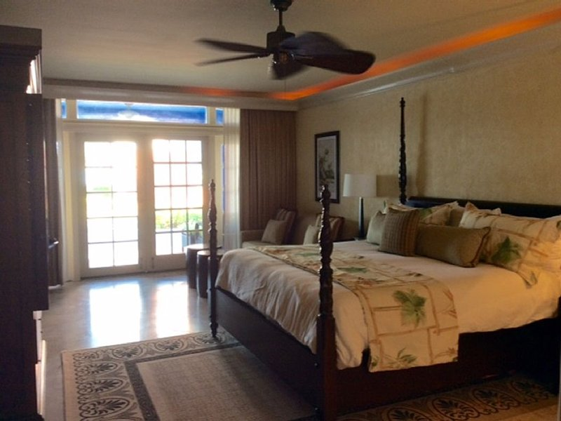 Interior of our suite