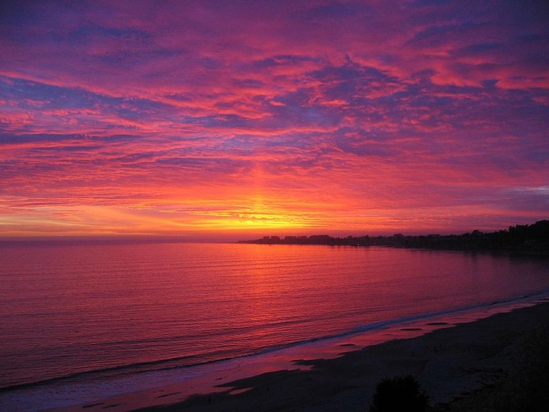 Studio With a View!!  Amazing Ocean View From Your Room, Overlooking the Ocean., location de vacances à Soquel