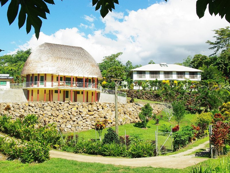 Highland Hideaway above Apia nestled in your own private little valley, holiday rental in Apia