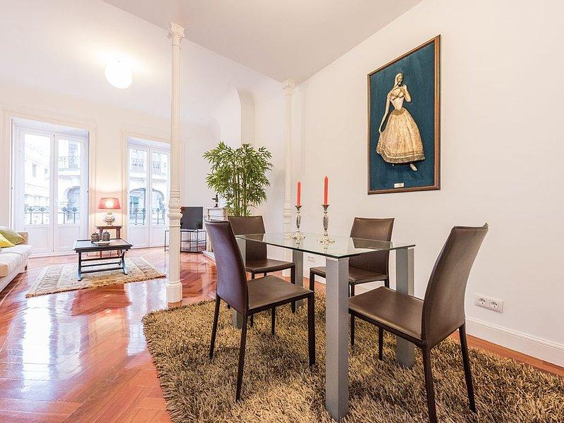Luxury Apartment Gran Via, Ferienwohnung in Madrid