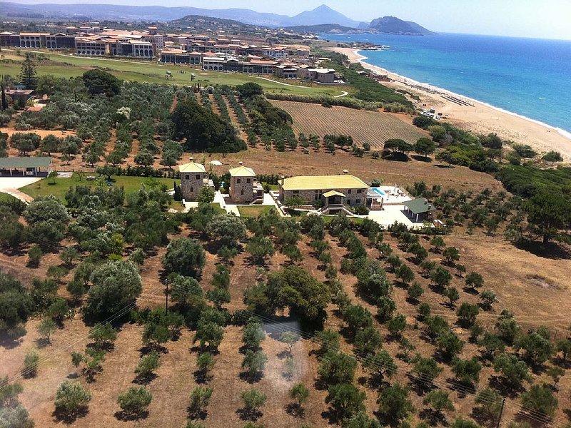 Caretta A at Villa Yialenia Estate, location de vacances à Chora