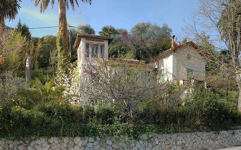 T5+ jardin dans Maison de maître, casa vacanza a Grasse