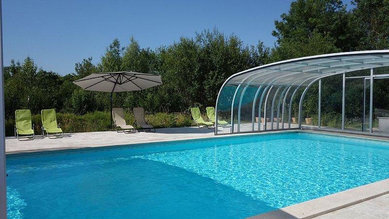 right kind of high-end cottages, location de vacances à Artigat