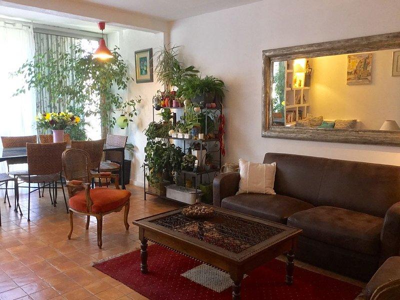 appartement dans résidence, plein centre de St Tropez, location de vacances à Saint-Tropez