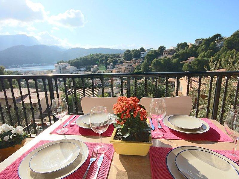 Port de Soller - Apartment, holiday rental in Sa Calobra