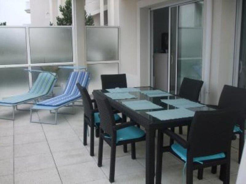 appartement dans résidence Immeuble de standing, alquiler vacacional en Vendee