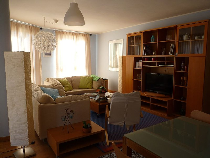 BLUE APARTMENT, AREVALO AVILA, holiday rental in Montejo de Arevalo
