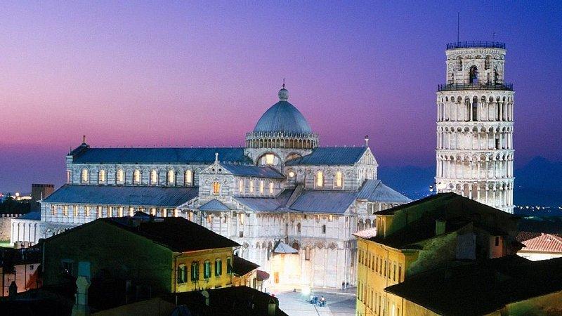 Appartamento Ulivo in Agriturismo colline di Pisa – semesterbostad i Capannoli