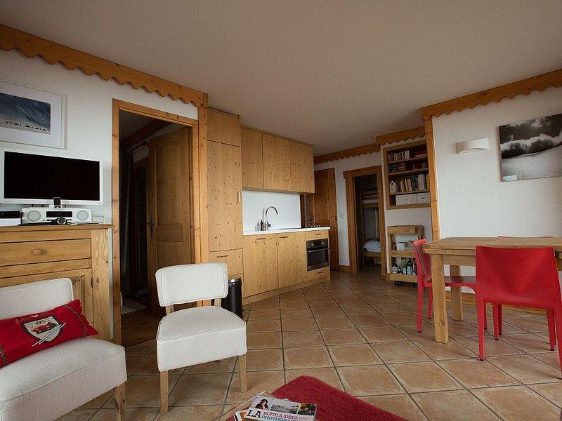 Magnifique appartement dans résidence de standing Le Roselend, holiday rental in Les Arcs