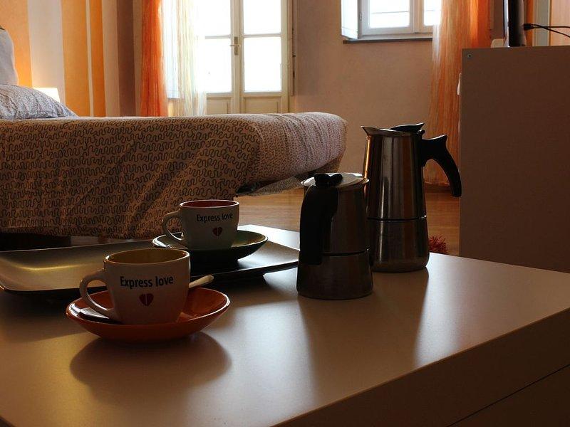 Appartamento centro Torino, alquiler vacacional en Caselle Torinese