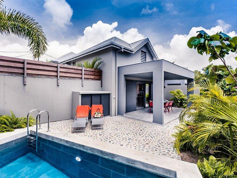 Villa Nevis, proche Gustavia, St Barth, direct propriétaire, location de vacances à Lurin