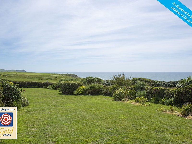 Beautiful Beachside Cottage - Thurlestone, South Devon, casa vacanza a Bantham