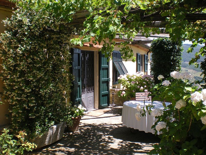 The Casa Anforti - Luxury holiday cottage in the beautiful Florentine hills, holiday rental in Pratolino
