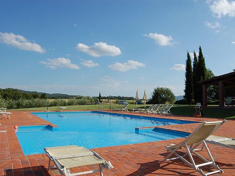 Agriturismo tra Firenze e Arezzo casa Pratomagno, location de vacances à Levane