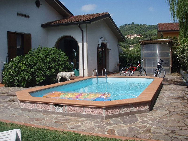 Graziosa villetta con piscina, vacation rental in San Lorenzo a Vaccoli