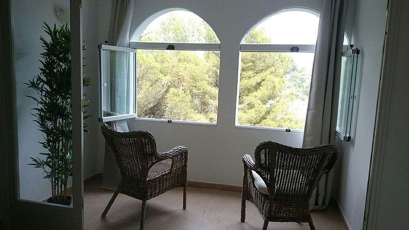 Estupendo apartamento recien reformado en Cala Galdana, Menorca, location de vacances à Serpentona