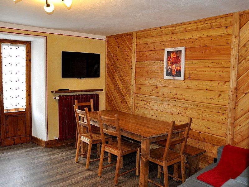 Splendido appartamento di montagna zona Sestriere, Vicino Torino, Ferienwohnung in Gravere