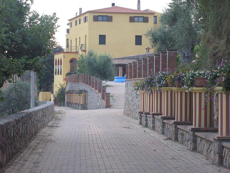 APPARTAMENTO IN AZIENDA AGRITURISTICA 'ARCOBALENO', vakantiewoning in Sangineto