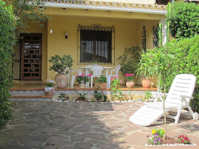 A ´sea escape´ under the sun, holiday rental in Denia
