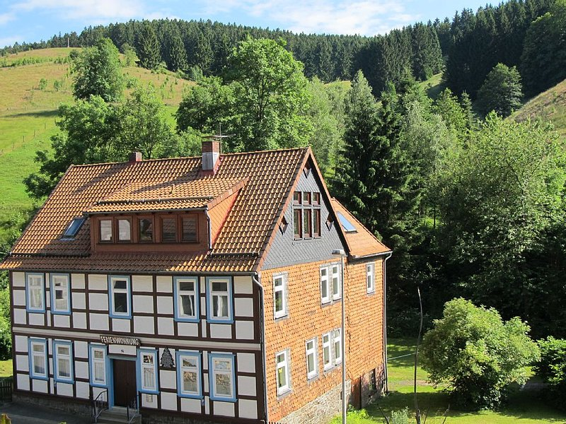 Hexenstieg House In Lerbach, The Place To Start Your Hiking Holiday, location de vacances à Herzberg am Harz