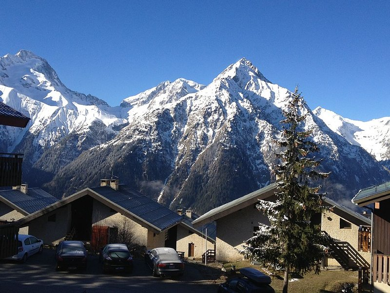 Luxury Family Apartment close to new lift, holiday rental in Les Deux-Alpes