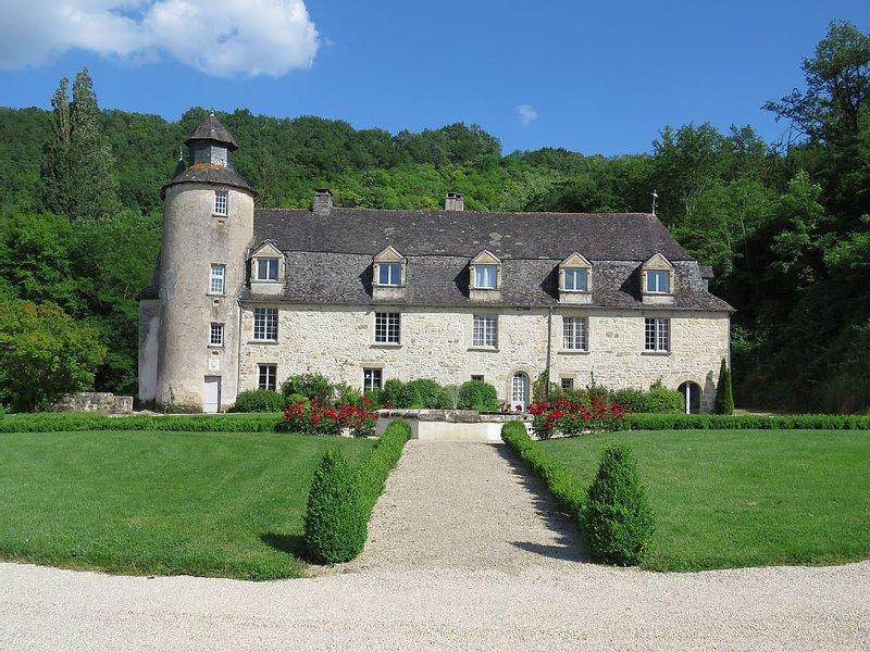Le Château de Gaubert, holiday rental in Brignac-la-Plaine