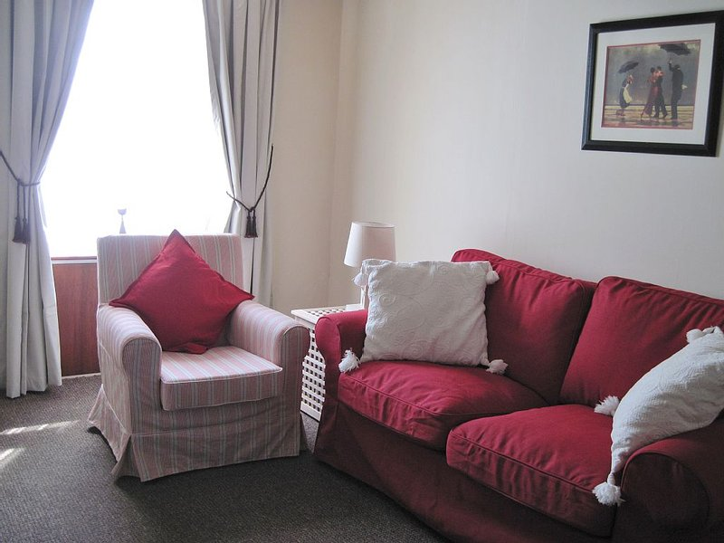 Holiday in a pet friendly quiet seaside village in the South West of Scotland, casa vacanza a Wigtown