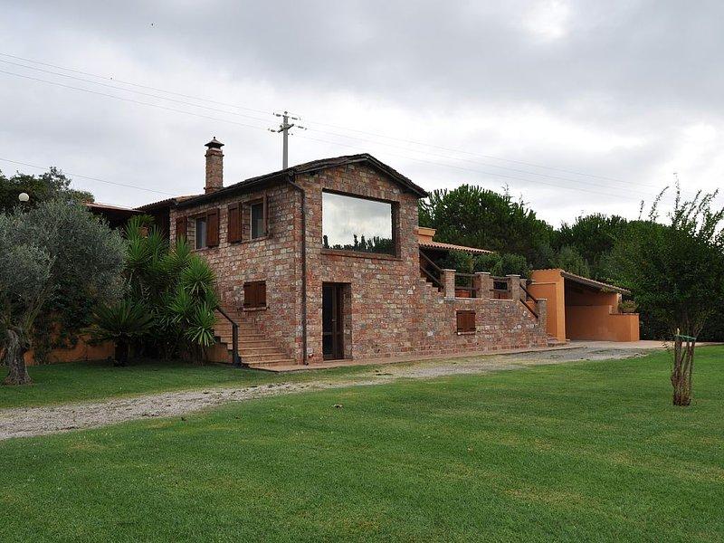 Ansedonia villa nel verde WWF, vacation rental in Capalbio Scalo