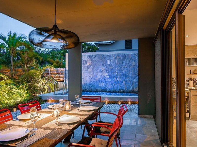 Villa Fourchue, proche Gustavia, St Barth, direct propriétaire, Ferienwohnung in Saint-Barthélemy