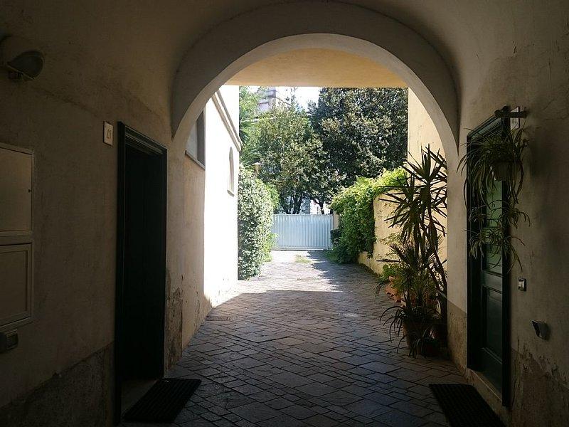 Appartamento Livorno centro, vacation rental in Livorno