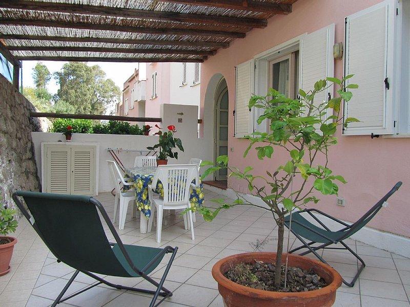 Casa/villa - Isola di lipariVilla,Per una vacanza di relax ,Casa con giardino, vacation rental in Lipari