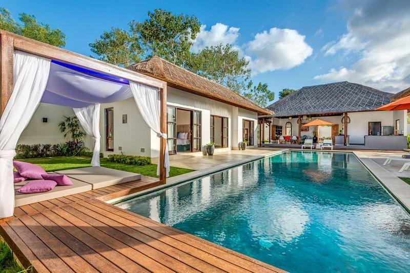 Joli villa 4 chambres sur terrain clos 900m2