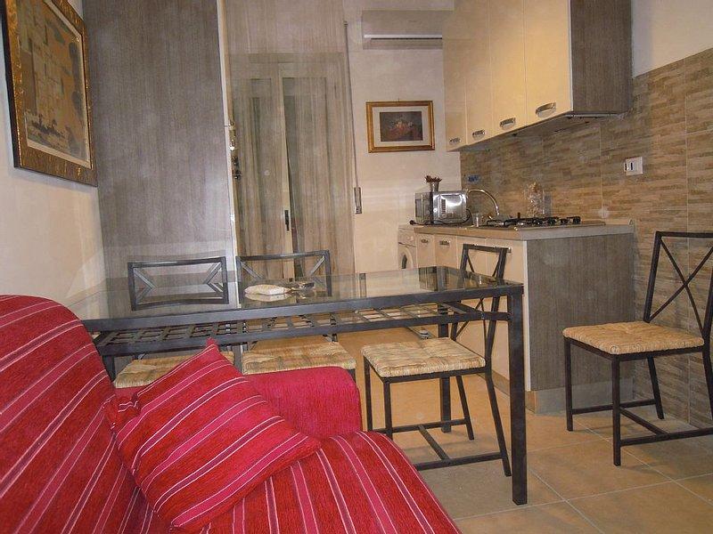 Casa vacanze centro Vieste, casa vacanza a Chiesiola