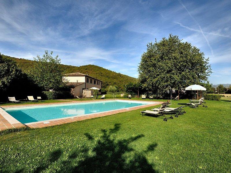 Agriturismo Vicino Perugia  Appartamento ' La Zucca ', holiday rental in Mantignana di Corciano